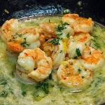 Garlic Shrimp Scampi