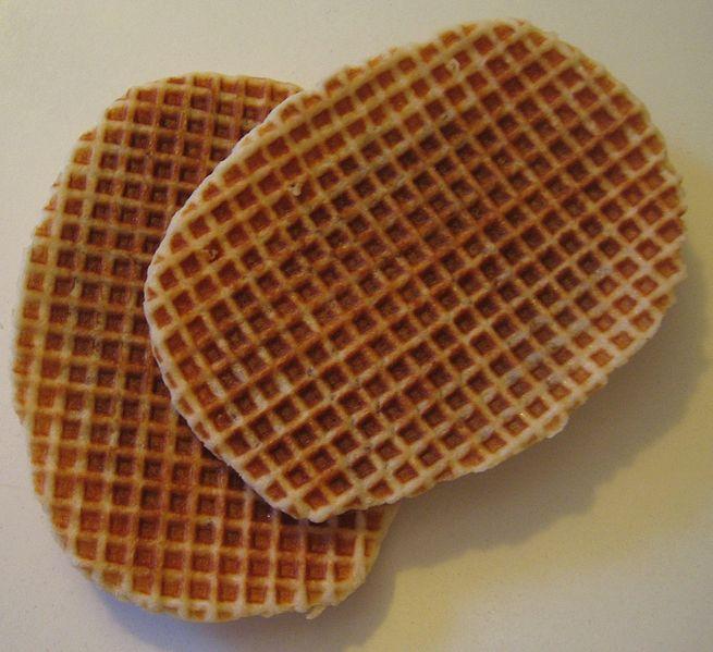 2-Paleo waffles