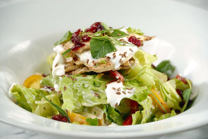 2-rotisserie chicken salad