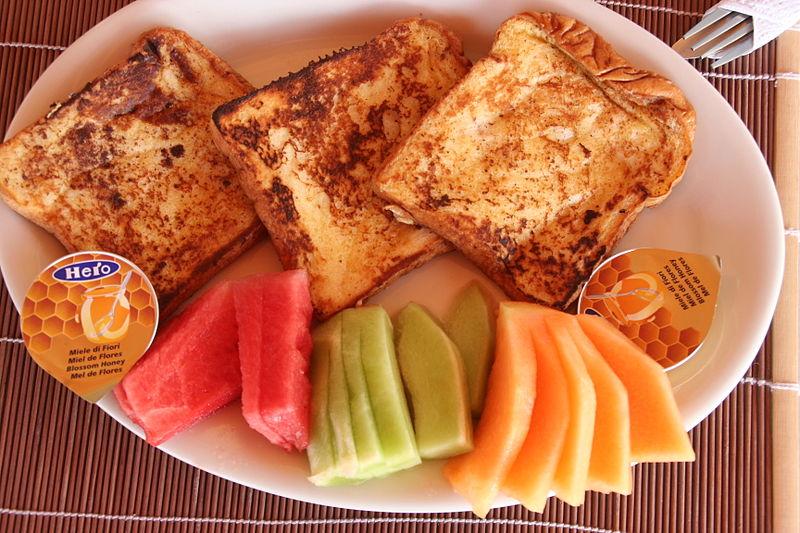 3-Paleo French toast
