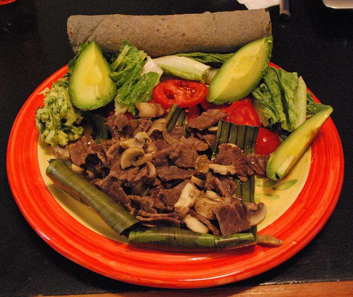 5-Mexican salad